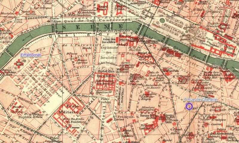 Paris 1910 (Nordisk Familjebok)